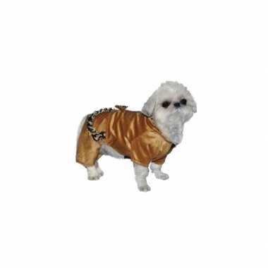 Honden pyjamakostuum kostuum