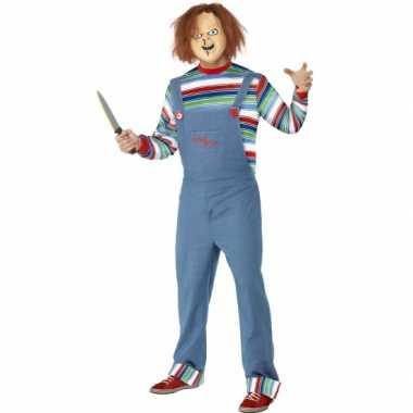 Horror kostuum chucky voor heren