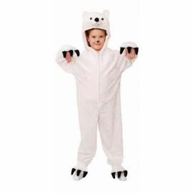 Ijsbeer kostuum voor kinderen