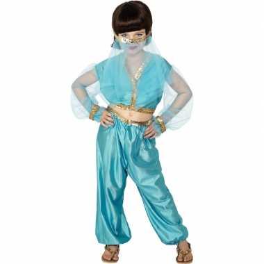 Jasmine kostuum voor kinderen