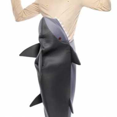 Jaws verkleedkostuum met haaienbek