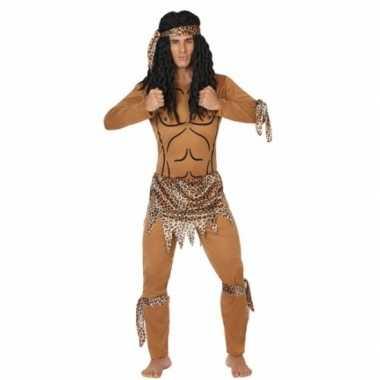 Jungle man kostuum