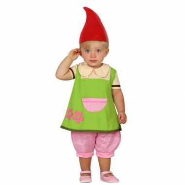 Kaboutertjes kostuum voor peuters