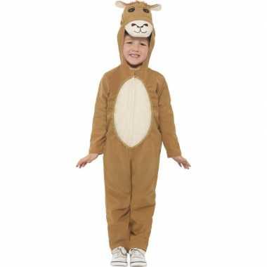 Kameel kostuum voor kinderen