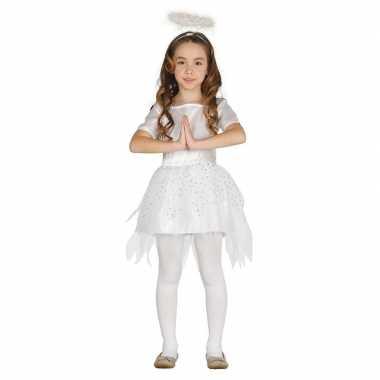 Kerst engel raziel verkleed kostuum/jurk voor meisjes