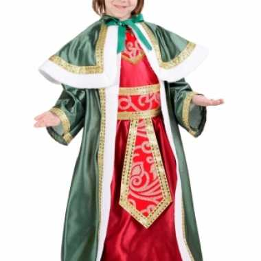 Kerst kostuum de drie wijzen uit het oosten