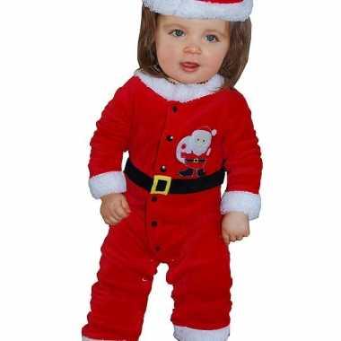 Kerstman kostuum voor babies
