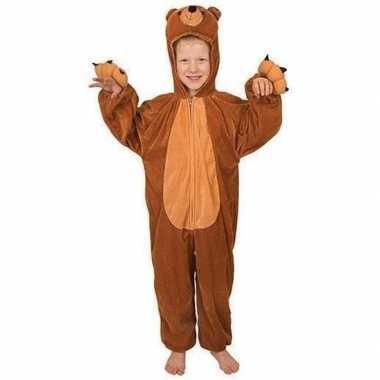 Kinder beren kostuum