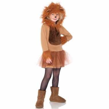 Kinder kostuum leeuw