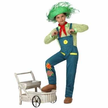 Kinder kostuums boeren jongen