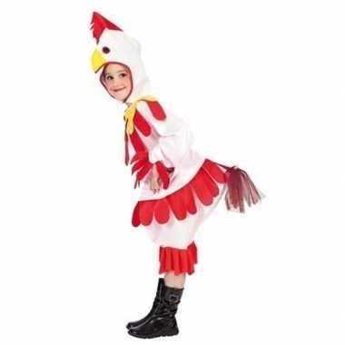 Kip/haan kostuum voor kinderen