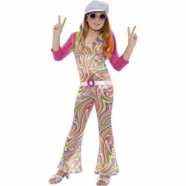 Kleurrijke kostuum voor meisjes