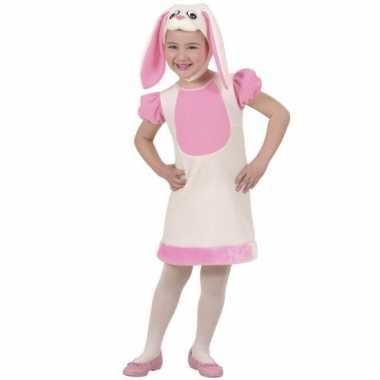 Kleuter kostuum konijntje