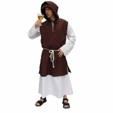Klooster pater kostuum