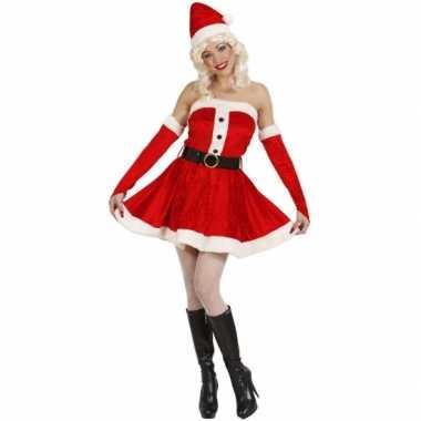 Kort dames kerstjurkje