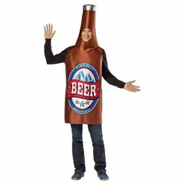 Kostuum bier flesje