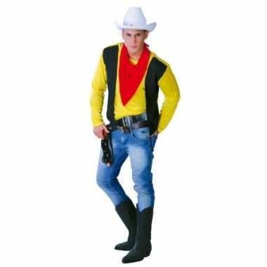 Kostuum cowboy voor mannen