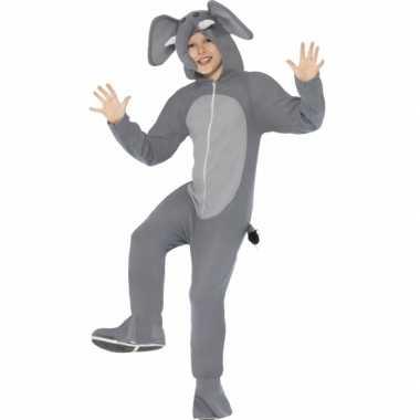 Kostuum olifant all in one voor kinderen