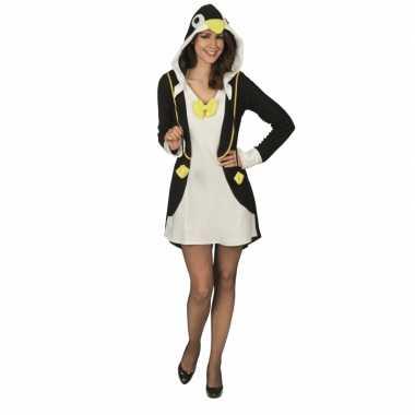 Kostuum pinguin voor dames