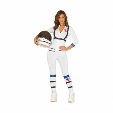 Kostuum ruimtevaarder kostuum voor dames