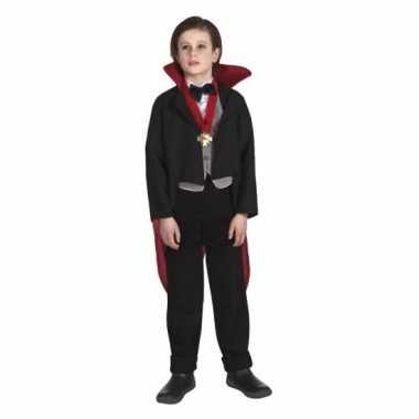Kostuum vampier valentina voor meisjes