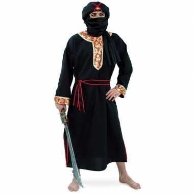Kostuum woestijn strijders
