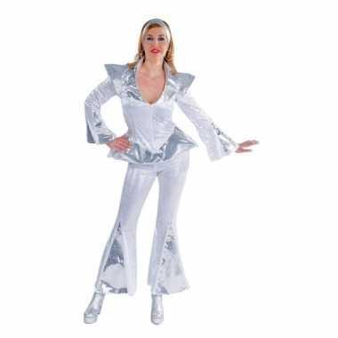 Luxe abba kostuum voor dames