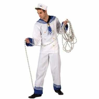 Matrozen verkleed kostuum/kostuum voor heren