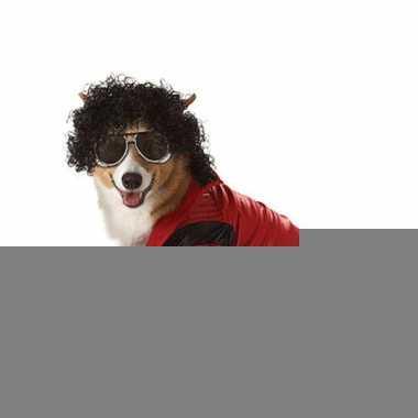 Michael jackson honden kostuumje