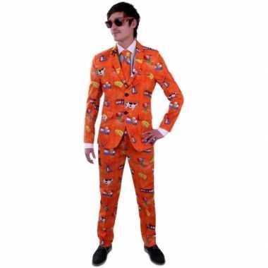 Nederland kostuum kostuum voor heren