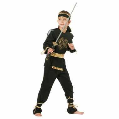 Ninja kostuum kinderen