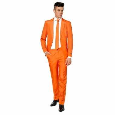 Oranjesupporters verkleedkostuum man