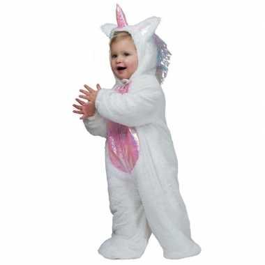 Peuter kostuum eenhoorn