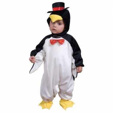 Pinguin kostuums voor peuters