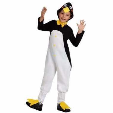 Pinguin tux kostuum voor kinderen