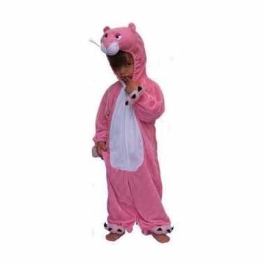 Pink panter kostuum kinderen