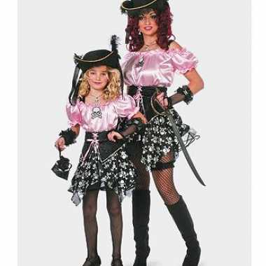 Piraat carnavals kostuum dames