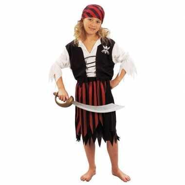 Piraten feestkostuum voor meiden