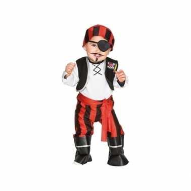 Piraten kostuum voor peuters