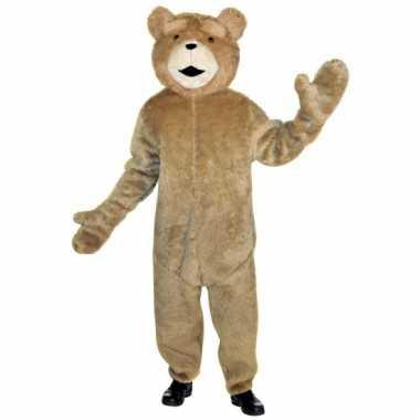Pluche beren kostuum ted