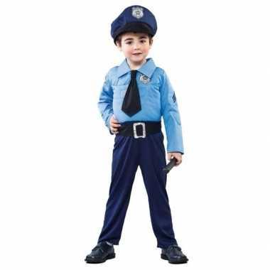 Politieman kostuum voor jongens