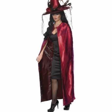 Rode halloween cape deluxe