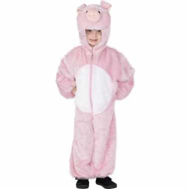 Roze varkentjes kostuum