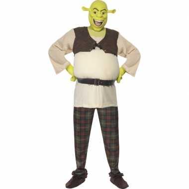 Schrek kostuum voor heren