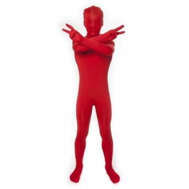 Kostuum kostuum rood voor kids