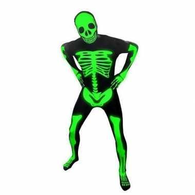 Kostuum kostuum skelet