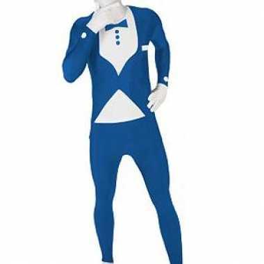 Kostuum kostuum smoking blauw