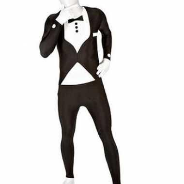 Kostuum kostuum smoking zwart