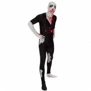 Kostuum kostuum zombie