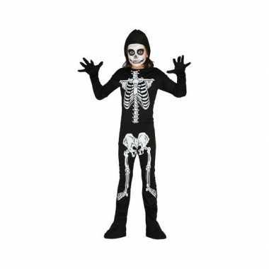 Skelet kostuum voor kinderen